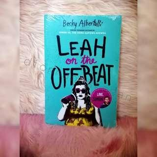 Leah Off The Beat (BNEW SEALED)