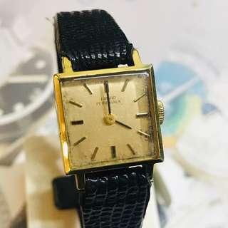 瑞士名表GP(芝柏)古董上鏈女裝手表