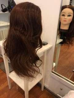 🚚 Hair model