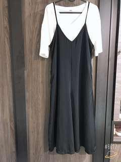 🚚 細肩帶 🎉吊帶褲裙