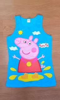 Peppa pig sleeveless