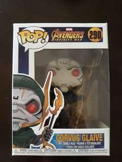 Funko POP Marvel - Corvus Glaive (290)