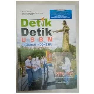Detik Detik USBN SMA Sejarah Indonesia 2018/2019