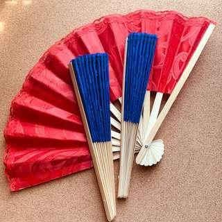 Handheld Folding Fan