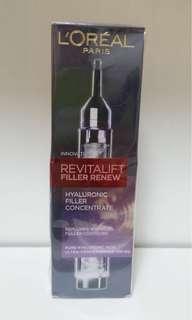 L'Oréal REVITALIFT FILLER [HA] MICRO VOLUMIZING ESSENCE 活力緊緻透明質酸充盈導入精華