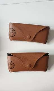 Aunthetic Rayban Sunglasses Case / Pouch