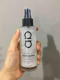 Glow Glitter Setting Spray