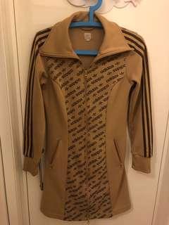 Adidas 型格 複古 style 可當外套可當裙穿