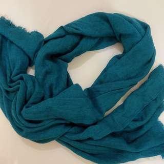 🚚 Net 全新 薄款 圍巾