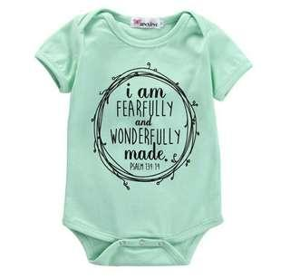 Newborn Infant Baby Romper Jumpsuit