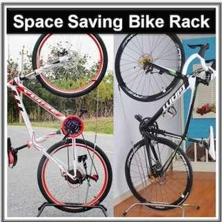 Space Saving Bike Rack