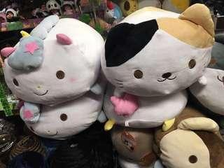 🚚 貓 獨角獸 萌娃娃