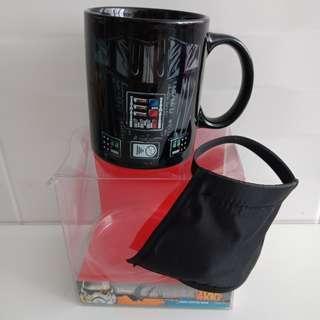 Starwars Darth Vader mug -Disney