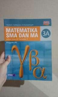Matematika SMA dan MA untuk kelas 12 (KTSP 2006)