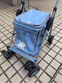 Pet carrier car