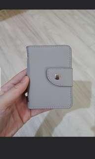 Card holder Grey