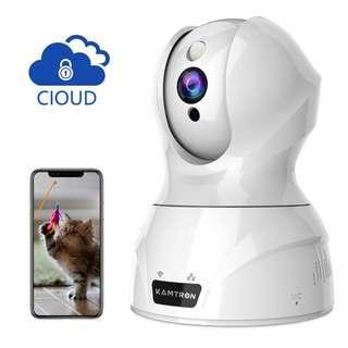KAMTRON HD WiFi Security Surveillance IP Camera