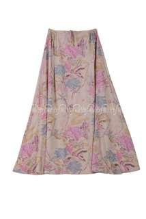 Ria Miranda Marshmallow Skirt in Brown