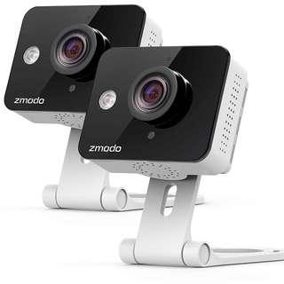 Zmodo Wireless Security Camera System (2 Pack)