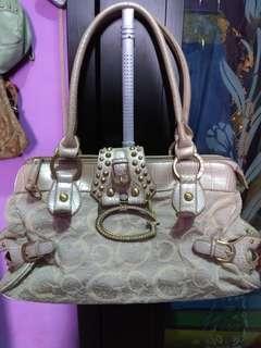 Tas guess hand bag ( net )