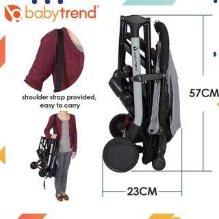 Baby Trend Compact Travel Lightweight