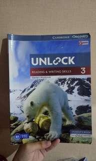 UNLOCK level 3 (Cambridge curriculum)