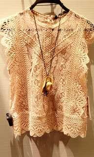 Zara Cowboy Necklace