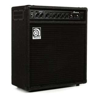 SALE - Ampeg BA-112V2 75W Bass Combo Amplifier