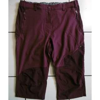Celana Pendek Hiking DEKEN Extreme Outdoor quickdry