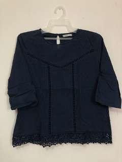 Cotton Lace blouse PADINI