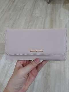 Renata wallet pink