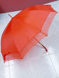 紅傘❤結婚
