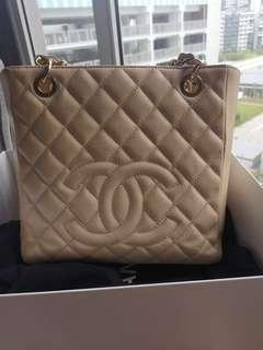 Fast deal $2100! Authentic Chanel PST