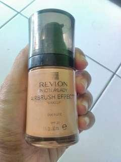 Foundation REVLON airbrush effect 004 nude