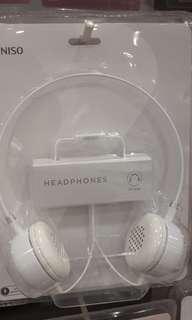 Miniso headset headphone full colors lucu berwarna warni
