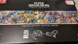 Smash bros limited edition