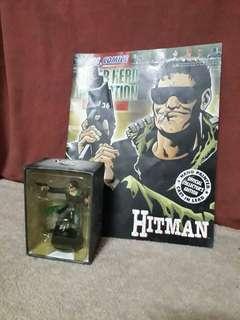 Hitman-Eaglemoss Dc Comics Super Hero Figurine