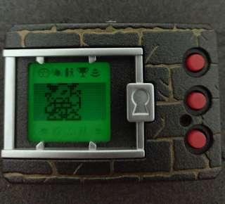 Digimon glow in the dark background gitd service (not the vpet /digivice)