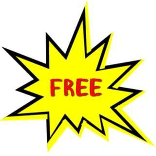 FREE STUFF - COLLECT AT MY BLOCK OR PAY FOR POSTAGE