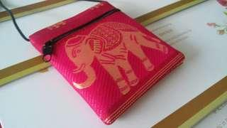 BN sling bag / pouch for coin MRT card etc