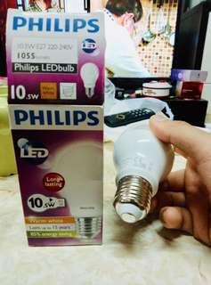 飛利浦慳電膽 philips light bulb
