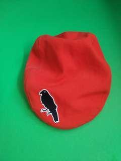 Y3 賊仔帽 紅色 戝帽 Yohji Yamamoto