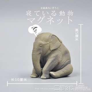 🚚 休眠動物 第三彈 大象