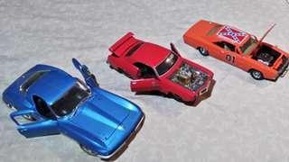 🚚 模型車