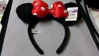 迪士尼官方米妮頭箍