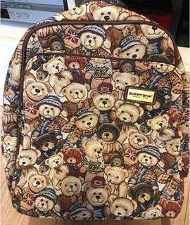🈹️$70 Danny Bear Backpack 背包