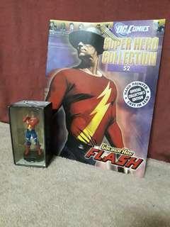 Golden Age Flash - Eaglemoss Dc Comic Super Hero Figurine