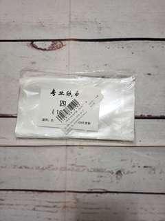紙幣保護袋(100個)