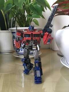 Transformers Studio Series Bumblebee Movie Optimus Prime [Custom]