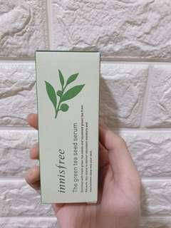 Innisfree Green Tea Seed Serum綠茶籽精萃水分菁露80ml